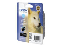 Epson T0965 - 11.4 ml - light cyan - original - blister - ink cartridge - for...