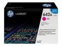 HP 642A - Magenta - original - LaserJet - toner cartridge (CB403A) - for Colo...