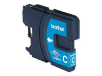 Brother LC-980C - Cyan - original - ink cartridge - for Brother DCP-145, 163,...