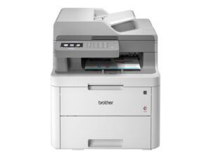 Brother DCP-L3550CDW - Multifunction printer - colour - LED - 215.9 x 355.6 mm (original) - A4/Legal (media) - up to 18 ppm (copying) - up to 18 ppm (printing) - 250 sheets - USB 2.0, LAN, Wi-Fi(n)
