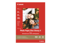 Canon Photo Paper Plus Glossy II PP-201 - Glossy - 130 x 180 mm - 260 g/m² - ...