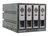 Chieftec SST-3141SAS - Storage drive cage with cooling fan - 3.5""