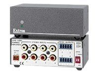 Extron ASA 204 - Unbalanced to balanced audio converter / samming amplifier