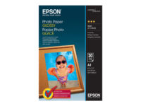 Epson - Glossy - A4 (210 x 297 mm) - 200 g/m² - 20 sheet(s) photo paper - for...