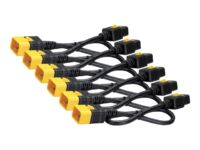 APC - Power cable - IEC 60320 C19 to IEC 60320 C20 - AC 240 V - 1.8 m - for P...