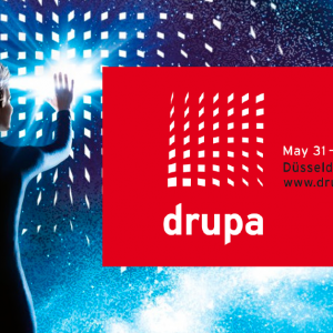 Touch the future – Drupa 2016