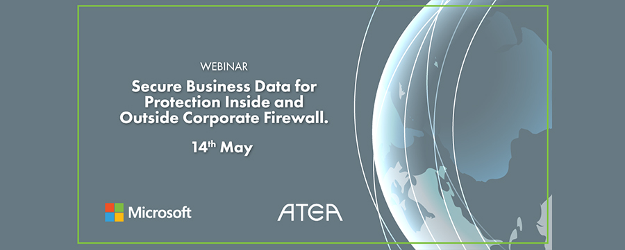 Įvyko. Webinar: Secure Business Data for Protection Inside and Outside Corporate Firewall